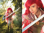 Ariel Silent Warrior (Sadyna) by Hana Minamoto