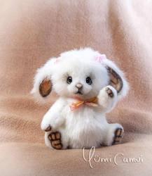 Little bunny girl Mila