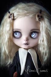 Lenore the cute little dead girl Blythe