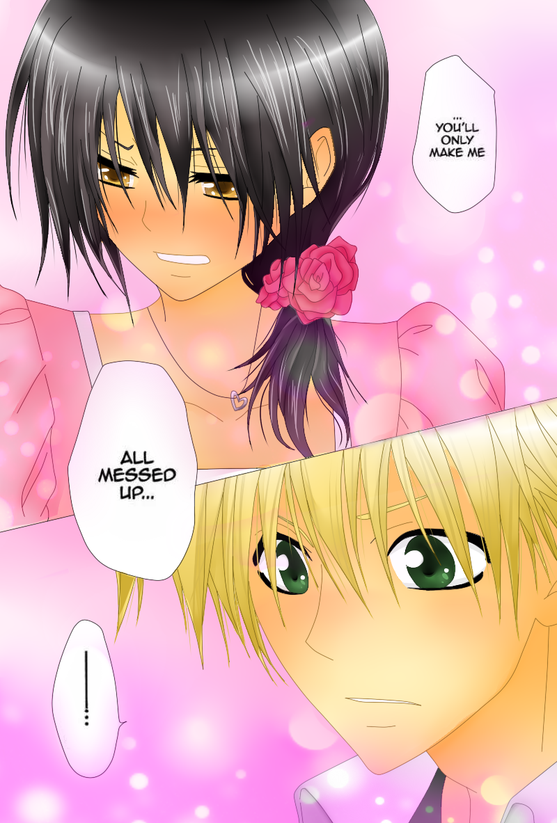 Kaichou Wa Maid Sama Manga Colored By Mandaangel96 On Deviantart