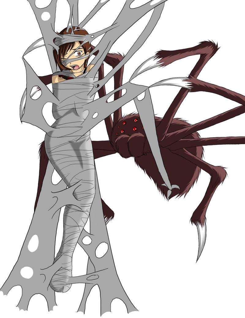 ♕ SPIRIT BRINGERS: EMPYREAN REALM. (SAGA DE VALAFLAM) - Página 4 Commission__along_came_a_spider_part_3_by_rocatr88-d2e9vw1