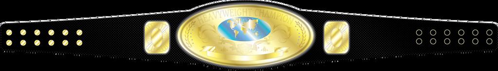 Wrestling Belt by DeanStahlArt