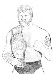 Harley Race by DeanStahlArt