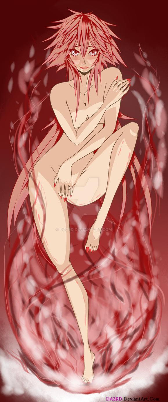 Gasai Yuno fanart by Da3rd