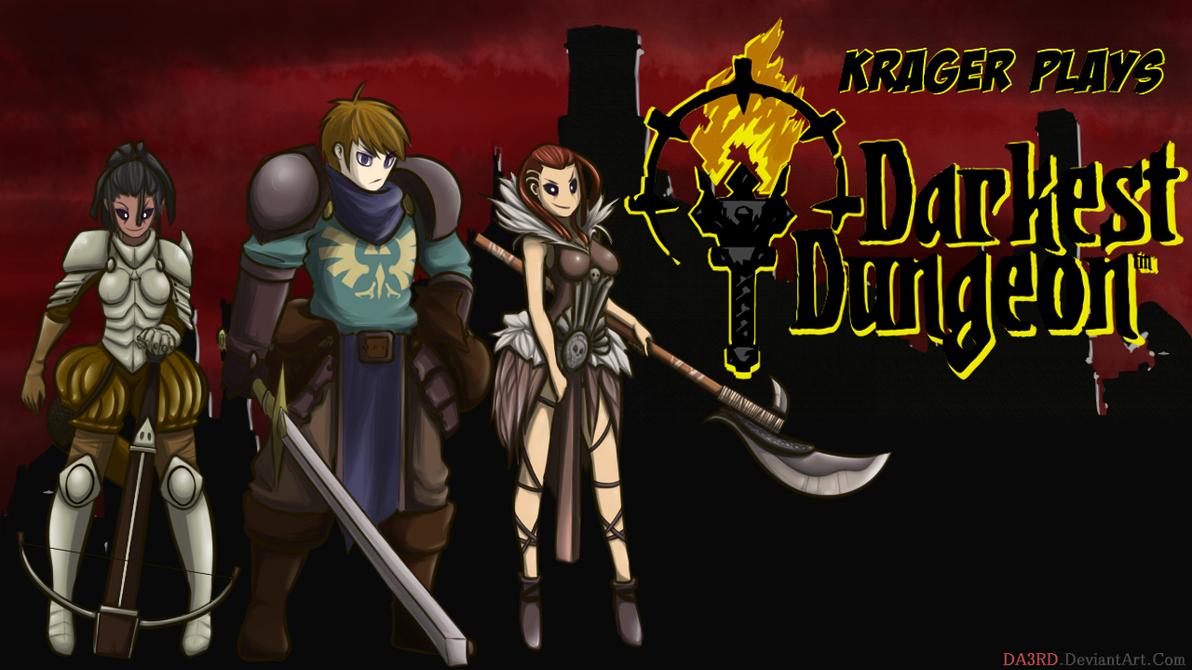 Darkest Dungeon Commission by Da3rd