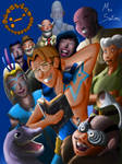 Atlantis: 20th Anniversary by MrsSantinni