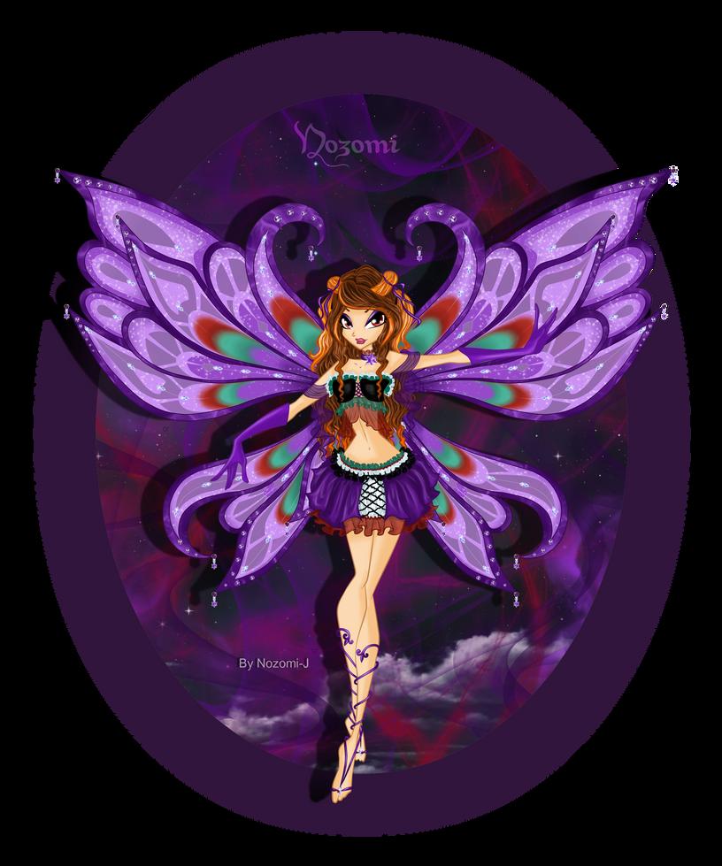 Nozomi Enchantix by Nozomi-J
