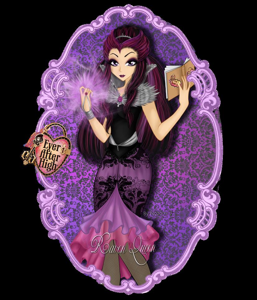 Raven Queen by Nozomi-J