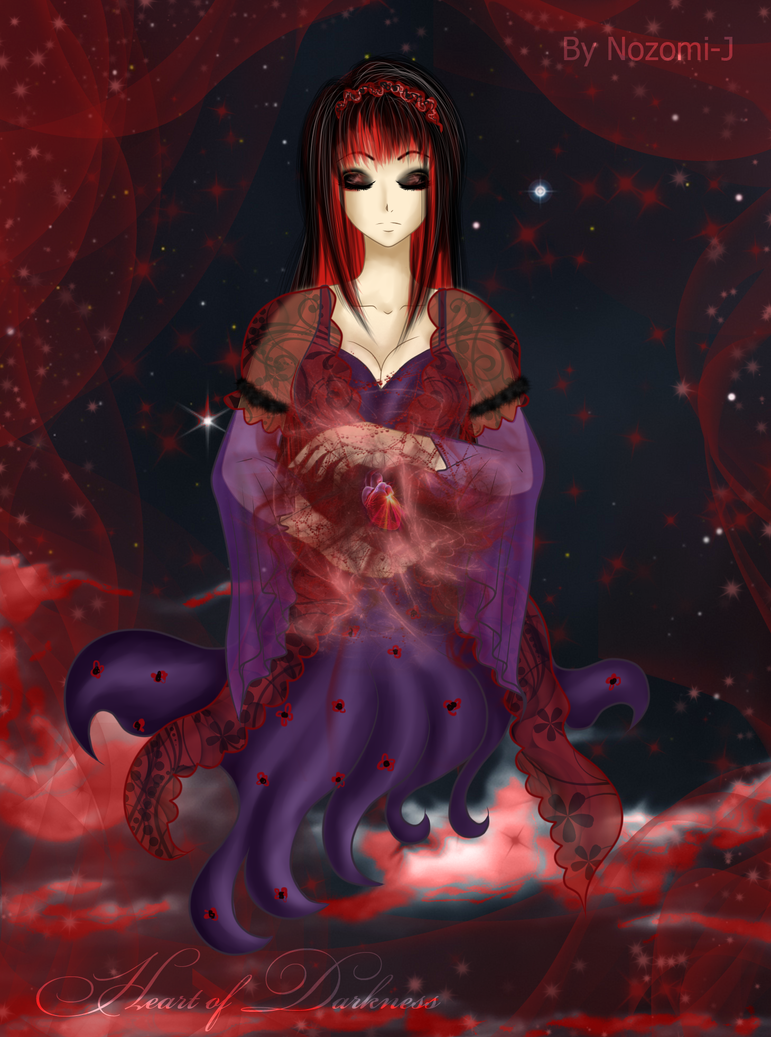 Heart of Darkness by Nozomi-J