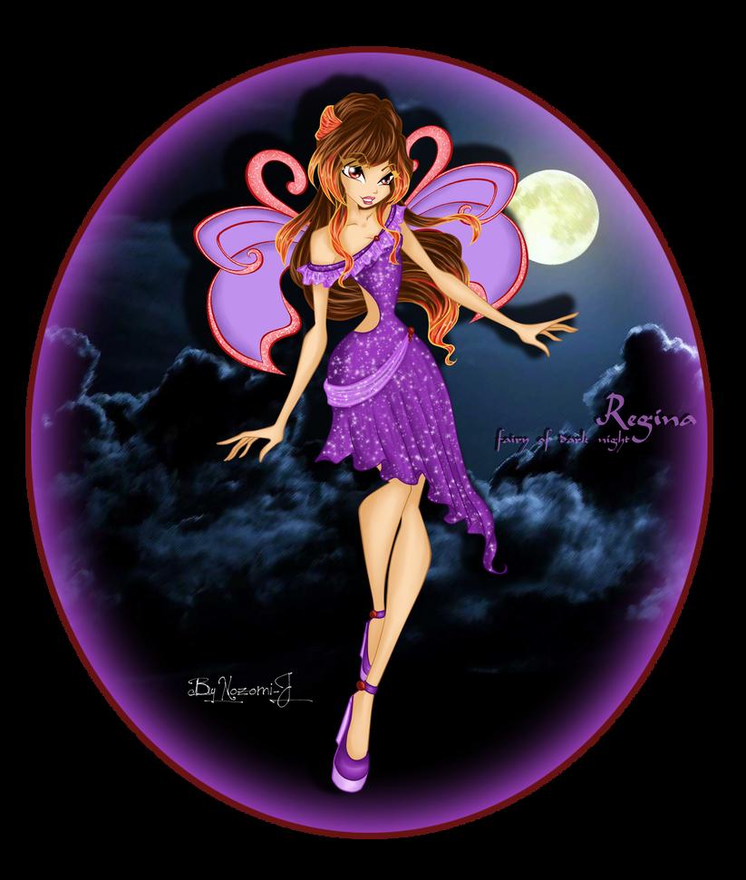Regina Renight Charmix v2.0 by Nozomi-J
