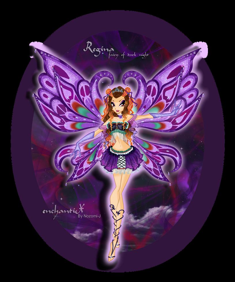 Regina Renight Enchantix v3.0 by Nozomi-J