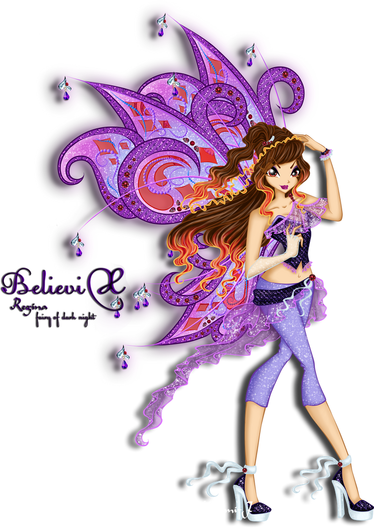Regina Renight Believix by Nozomi-J