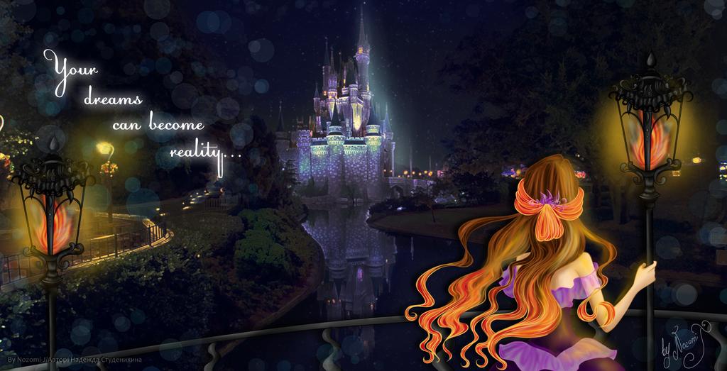 Dream princess v.Regina by Nozomi-J