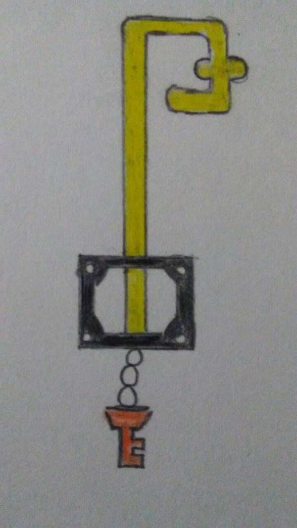 Key to Light by vegito17