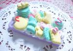 Decoden case: Colourful Desserts (3)