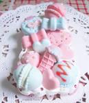 Decoden case: Cotton Candy-Flavoured Desserts (2)