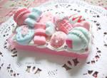 Decoden case: Cotton Candy-Flavoured Desserts (3)