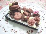 Decoden case: Chocolatey Desserts (3)