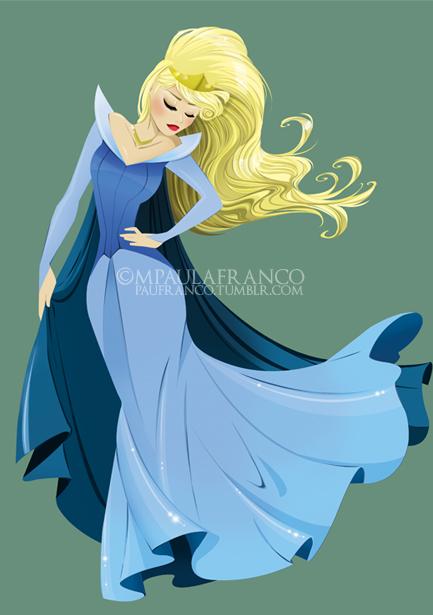 Sleeping Beauty by paufranco