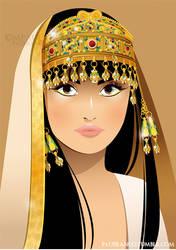 Princess Tamina by paufranco
