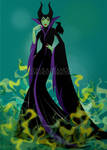 Maleficent  - The Mistress of All Evil!