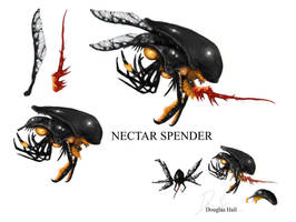 Necter Spender Spread by semiconductor