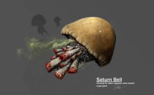 Saturn Bell by semiconductor