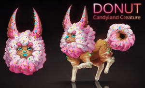 [CLOSED] Adopt AUCTION - DONUT by Snouken