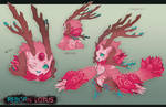 [CLOSED] Fuwachii Auction - Reborn Lotus by Snouken