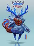 Fuwachii Auction - Winterwonder Scarf [CLOSED]