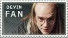 Devin Townsend Stamp by MiniGorbi