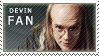Devin Townsend Stamp by MiniGorbi