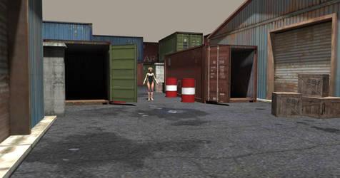 Zombie Fire Docks test