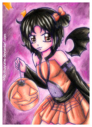 -- Halloween 2012 -- by Nay-Hime