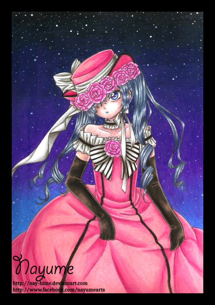 Lady Ciel Phantomhive by Nay-Hime