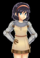 Female Knight - Ragnarok