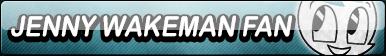 Jenny Wakeman/XJ-9 Fan Button
