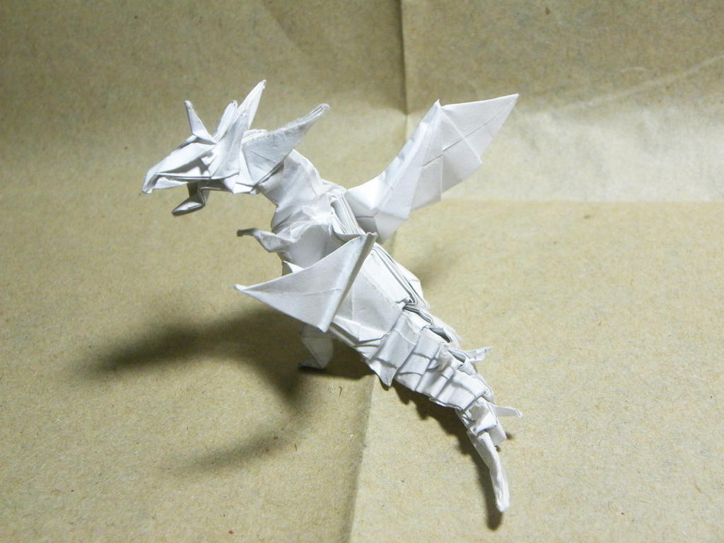 Fiery Dragon v2.0 by twistedndistorted on DeviantArt - photo#24