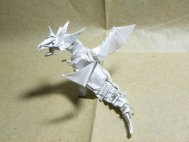 Fiery Dragon v2.0 by twistedndistorted