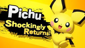 Pichu Shockingly Returns!