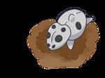 Aron used Mud Slap! by Silval58
