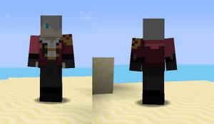 Viktor Nikiforov Minecraft Skin