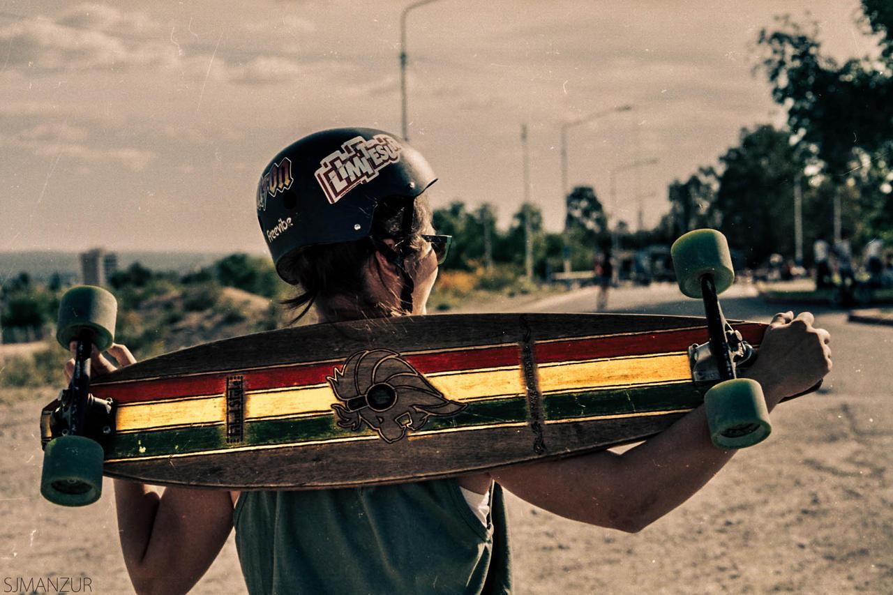Longboard by sjmanzur