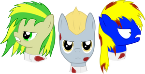 WoodenToaster, H8_Seed and BronyDanceParty