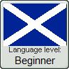 Scottish Gaelic - Beginner by StoltPunk77
