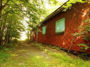 La vieille grange - The old barn