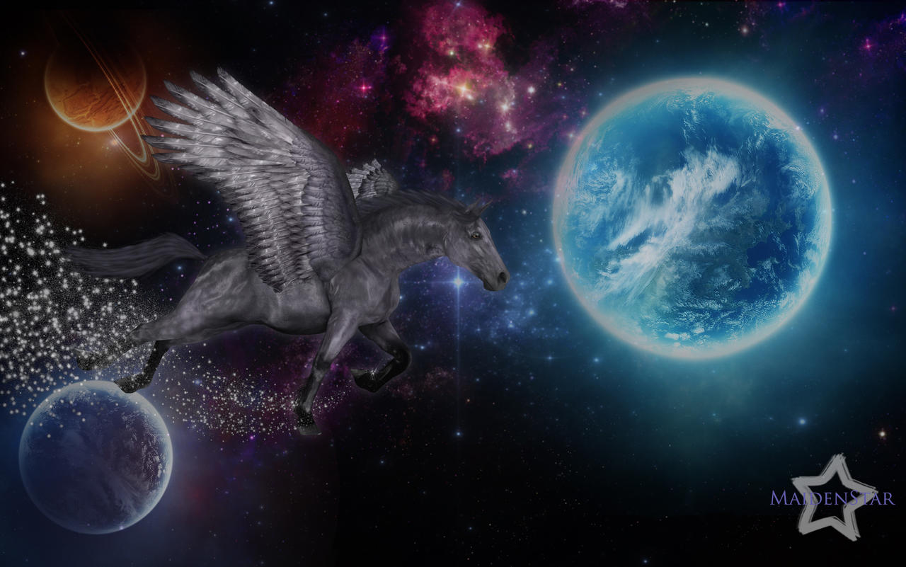 Wings of Wonder :: Unseen in Space by MaidenStar on DeviantArt