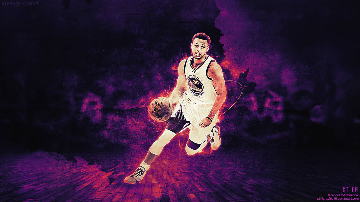 Stephen Curry Wallpaper by stiffgraphic16 ...