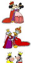Disney Royal Coronations