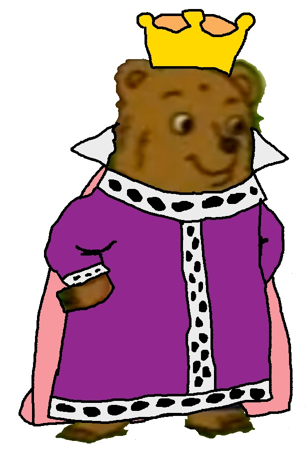 Queen Honey Bear by KingLeonLionheart on DeviantArt